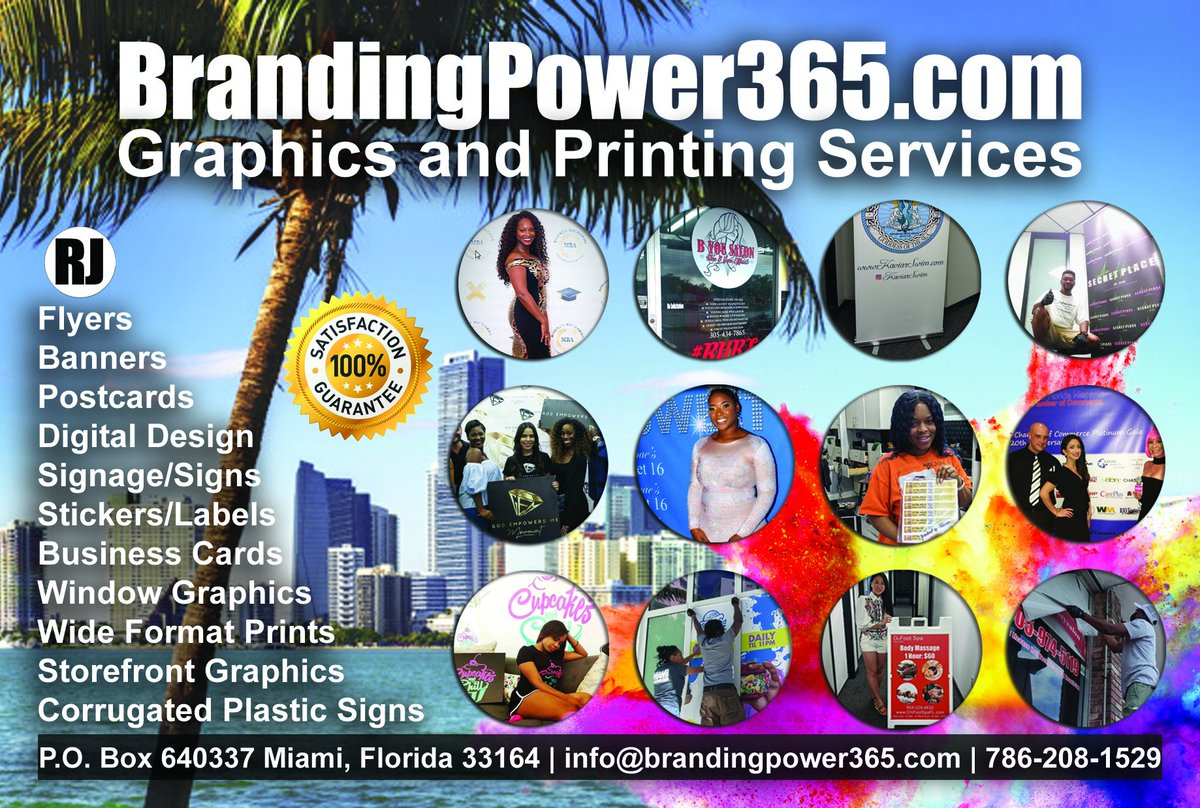 Printing Service by BrandingPower365.com. Powered by RJO Ventures, Inc.