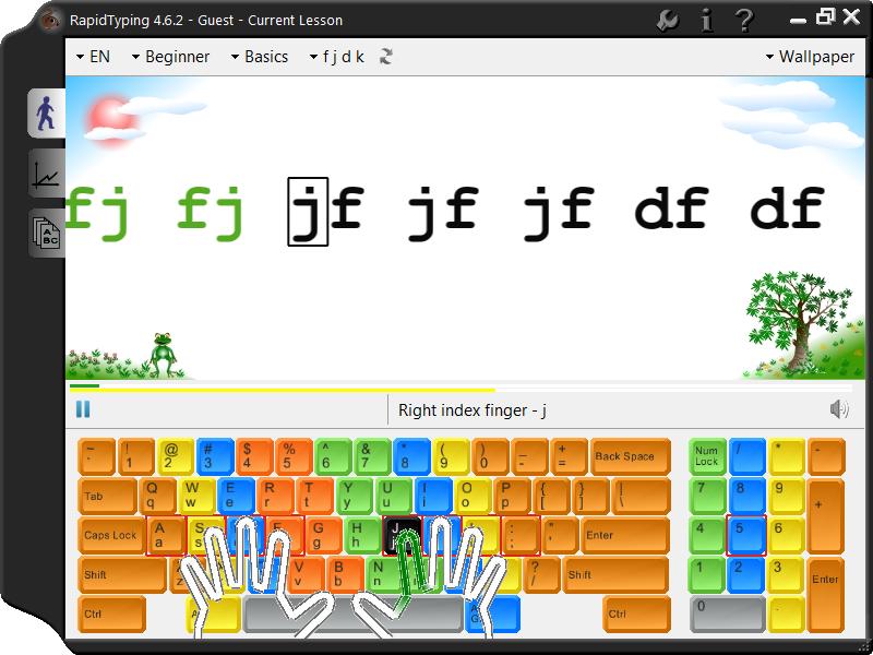 typing arabic تحميل برنامج معلم الكتابة على لوحة المفاتيح العربية
