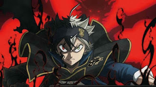 Black clover Asta demon form