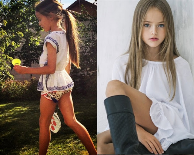 10 years only supermodel from Moscow