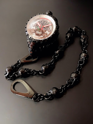 懐中時計 腕時計 チェーン メダリオン