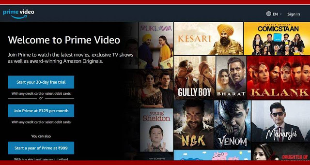 Watch or Download Latest Hindi Movies 2019