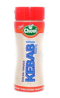 Chovi Kebab White