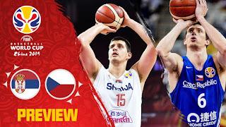 Сербия – Чехия смотреть онлайн бесплатно 14 сентября 2019 прямая трансляция в 15:00 МСК.