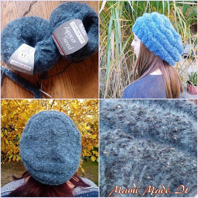Blaue Mütze - Blue Hat