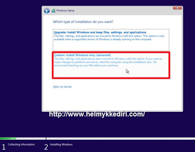 Tutorial Install Ulang Windows 10 Terbaru11