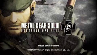 Download Metal Gear Solid – Portable Ops Plus (USA) Iso PPSSPP For Free