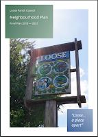 Cover of Loose Neighbourhood Plan