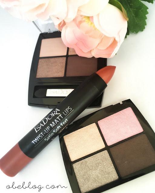Colección_maquillaje_Riviera_Isadora_Douglas_Perfumería_ObeBlog