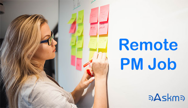 How to Start a Remote PM Job: eAskme