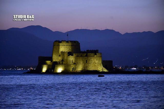 Στην 5η θέση το Ναύπλιο τον Αύγουστο στη ζήτηση ξενοδοχειακών υπηρεσιών
