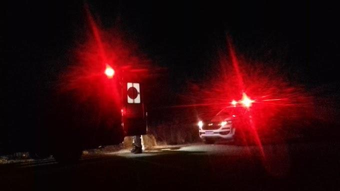 Homem é encontrado ferido às margens da estrada que liga Teixeira e Matureia