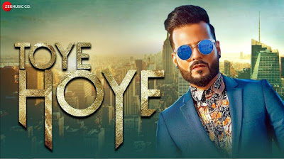 Toye hoye lyrics romee khan