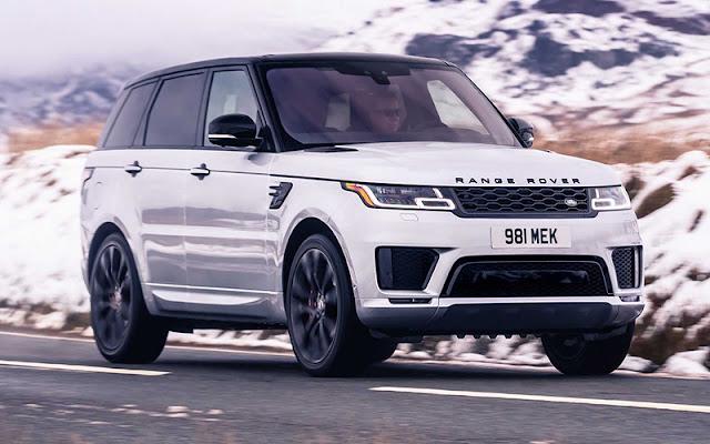 Range Rover Sport mang thiết kế thể thao và trải nghiệm lái mới mẻ