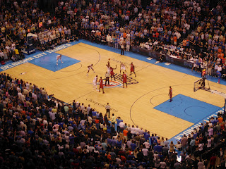NBA Thunder vs Heat