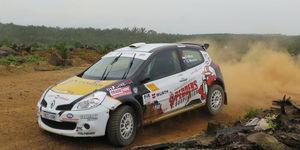 Hadapi APRC Malaysia, Subhan Aksa Berupaya 'Jinakan' Renault Clio