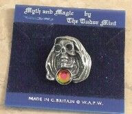 Myths and Magic Grim Reaper badge by W A P Watson