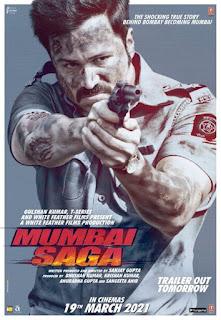 Mumbai Saga First Look Poster 3