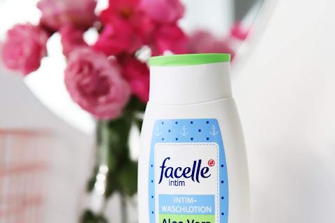Facelle Sensitive - płyn do higieny intymnej jako szampon - czytaj dalej »