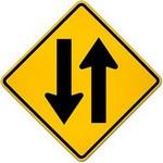 twe way street in spanish