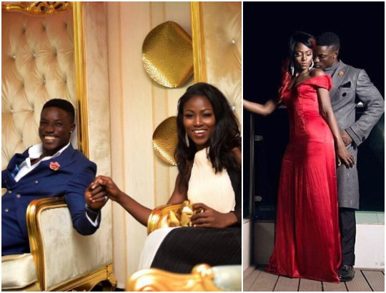 Bassey and Debie-Rise be giving us couple goals (Photos)