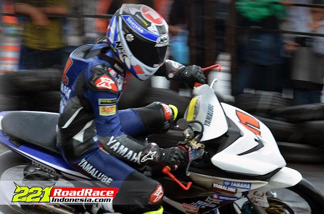 Dua Pembalap Yamaha BAHTERA, Sukses Mengarungi Indahnya Podium MP1 Motoprix Jogja