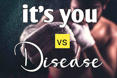 difference between healthy & disease free essay in hindi