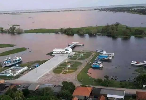 Curuá, no Oeste do Pará, não registra crimes violentos há mais de 500 dias