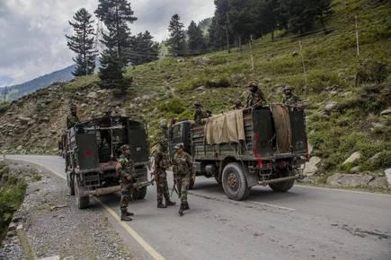 भारतीय सेना ने चीनी आरोपों से इनकार किया, पीएलए ने कहा कि हवा में चेतावनी के शॉट लगाए