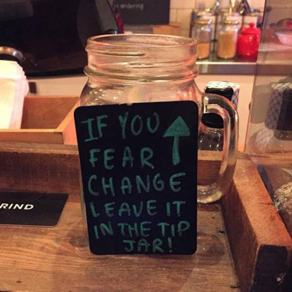 These Creative Jars Are Surely Getting A Lot Of Tips (25 pics).
