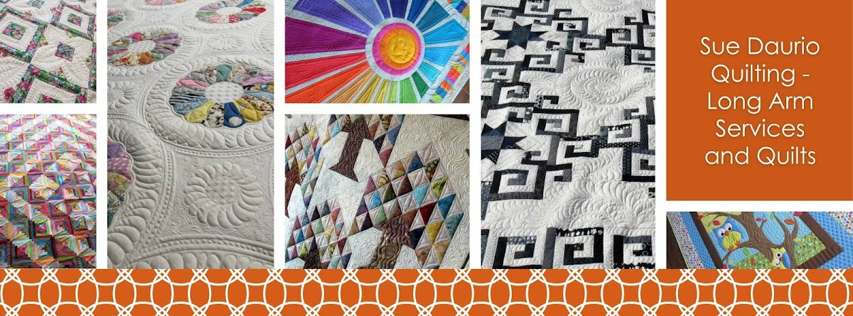 Sue Daurio's Quilting
