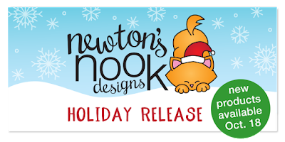 Holiday Release 2019  | Newton's Nook Designs #newtonsnook