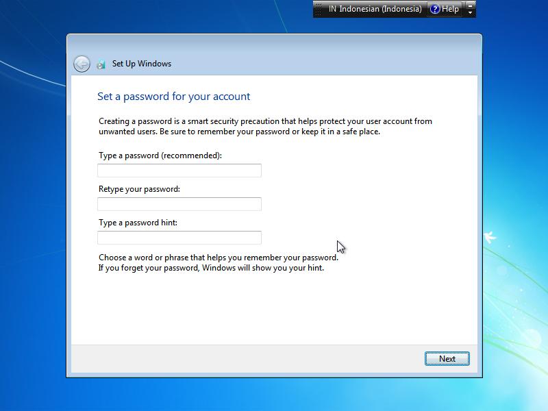 Cara Install Windows 7 di VMware Workstation 14 Pro ...