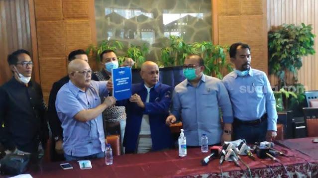 Sesumbar Partai Demokrat Kubu Moeldoko: Tempuh Jalur Hukum hingga ke MA