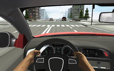 تحميل لعبة racing in car للاندرويد