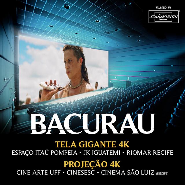 Filme 'Bacurau' está em cartaz no Cine Sesc, com ingresso baratíssimo (até dia 18/9)