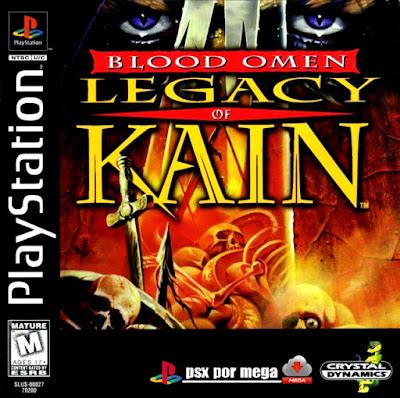 descargar blood omen legacy of kain psx mega
