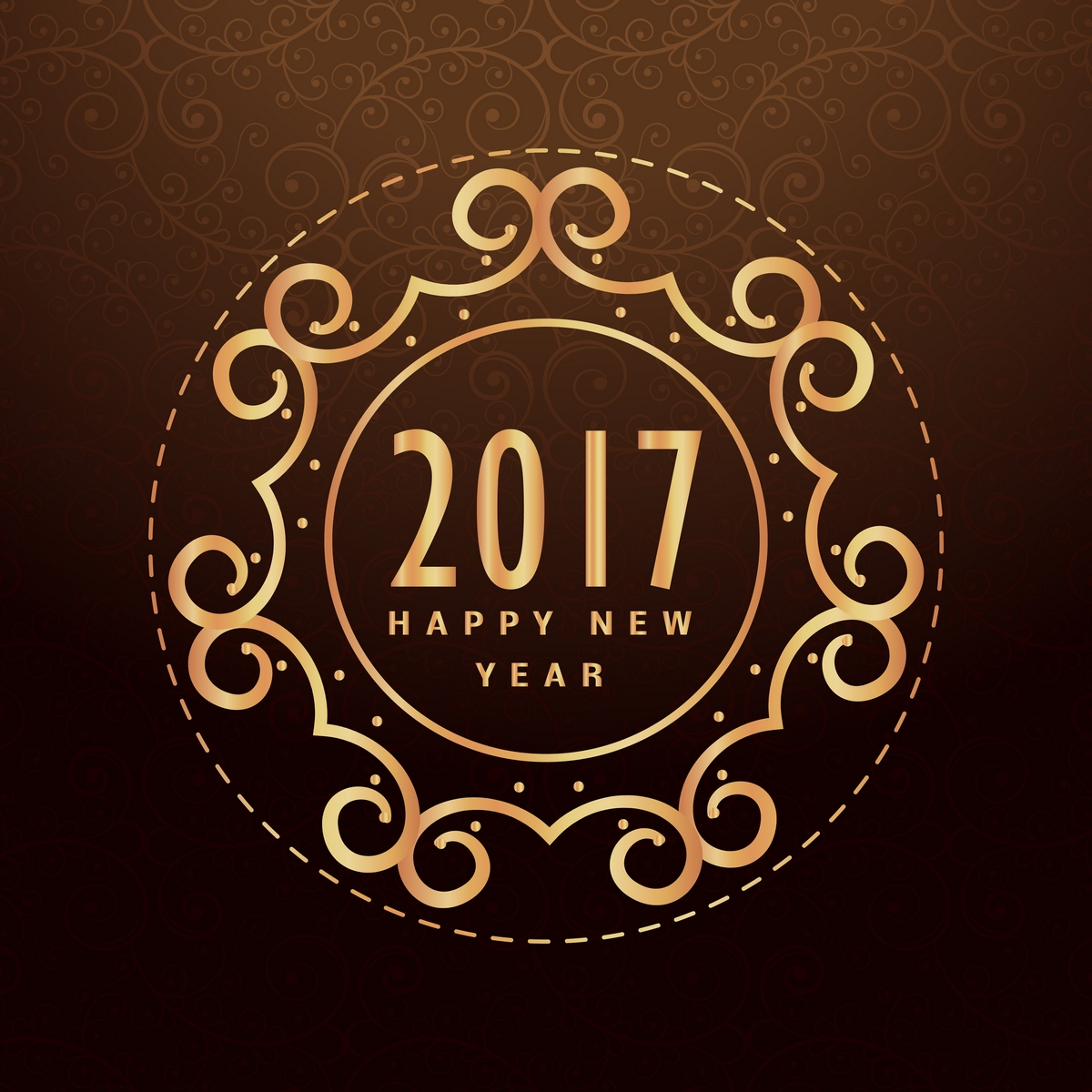 Happy New Year 2017 Photo Cards Free Download