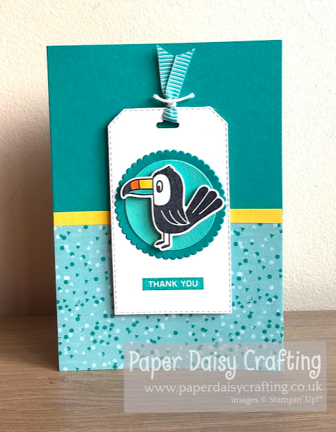 Nigezza Creates with Stampin' Up! and Paper Daisy Crafting & Bonanza Buddies