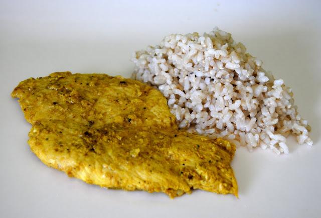 Pollo a la Masala (Cikana masālā). Receta