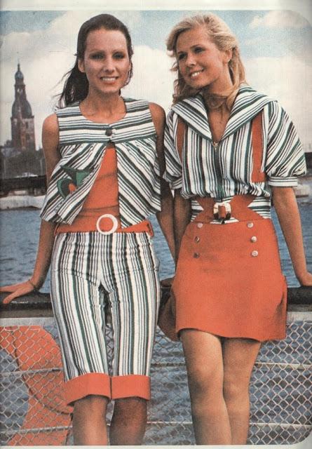 1974 год. Рижская мода.