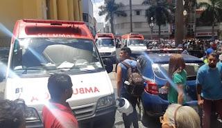 Homem invade missa, mata quatro pessoas e comete suicídio em Catedral