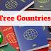 Visa Free Countries 2019