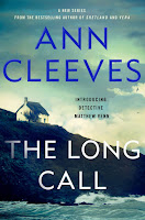 The Long Call by Ann Cleeves book cover and review