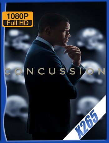 Concussion [2015] 1080P Latino [X265] [ChrisHD]