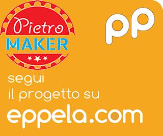 pietro maker progetto raccolta fondi eppela
