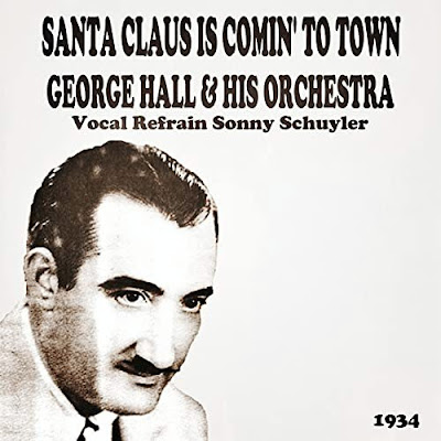 George Hall - Santa Claus is coming to town