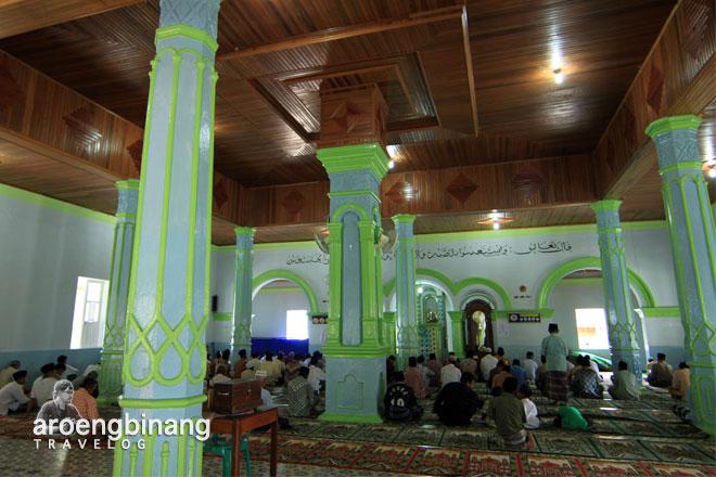masjid ummil qura bancah maninjau agam