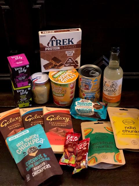 food subscription box, Chez Maximka
