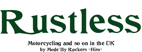 RUSTLESS by Mode By Rockers